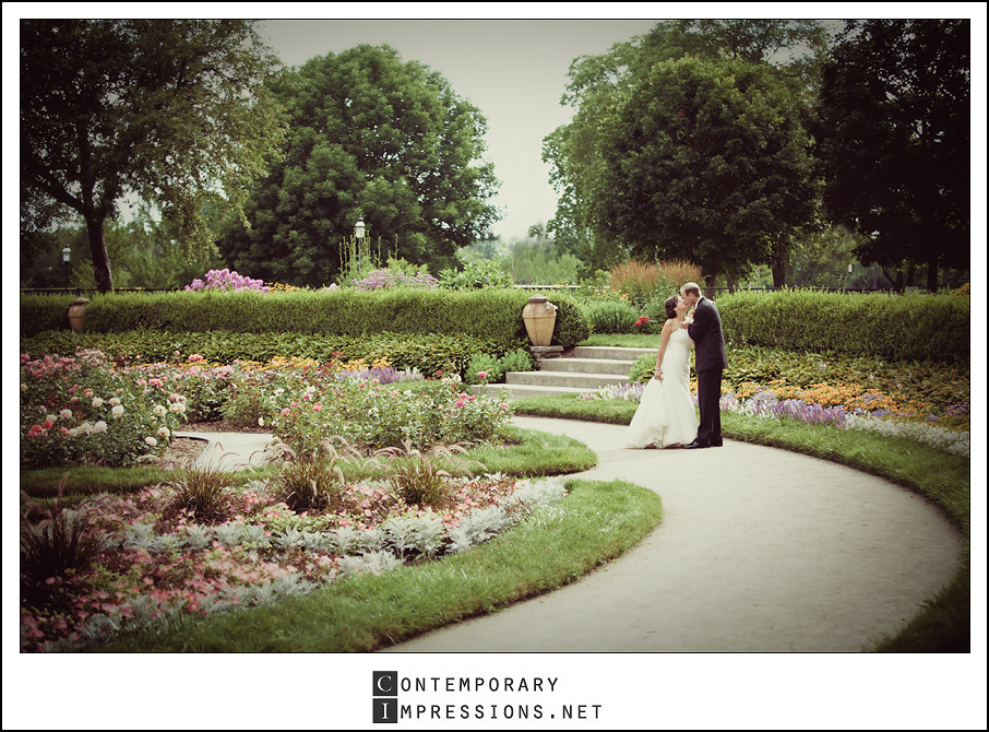 Frame Park, Waukesha WI, Wedding Photography « Contemporary Impressions