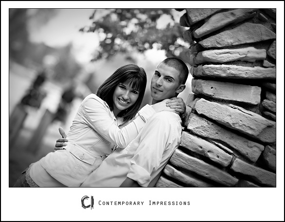 Sheboygan engagement picture 1