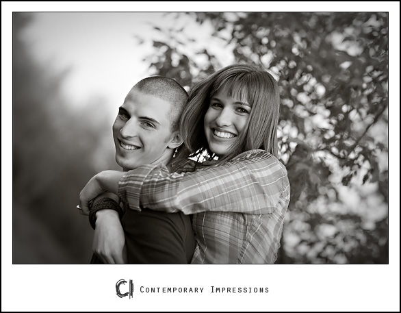 Sheboygan engagement picture 4