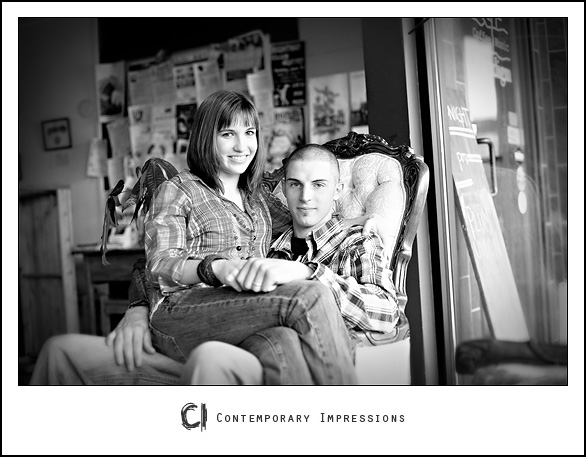 Sheboygan engagement picture 2
